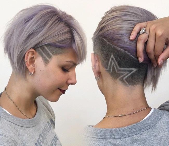 Причёска 2 в 1