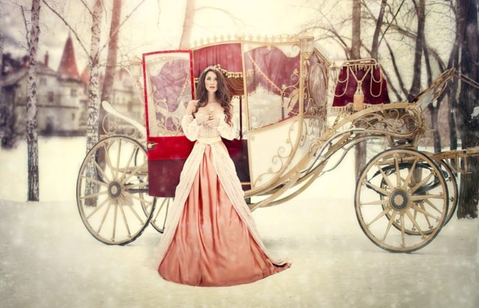 Свадебная карета