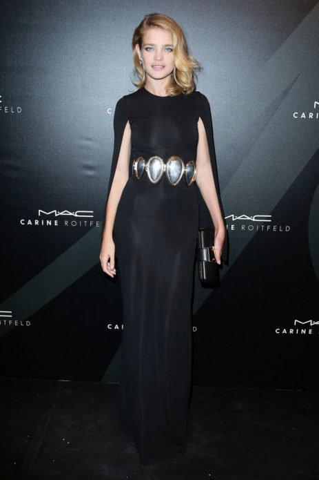 Наталья в чёрном платье