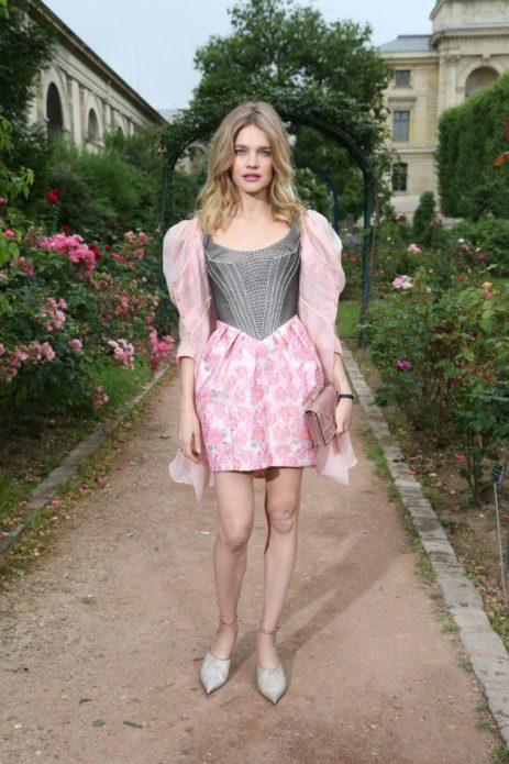Наталья в платье принцессы