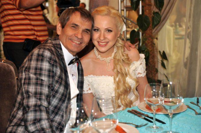 Бари Алибасов и Виктория