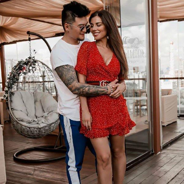 Анатолий Цой и Анна Седокова