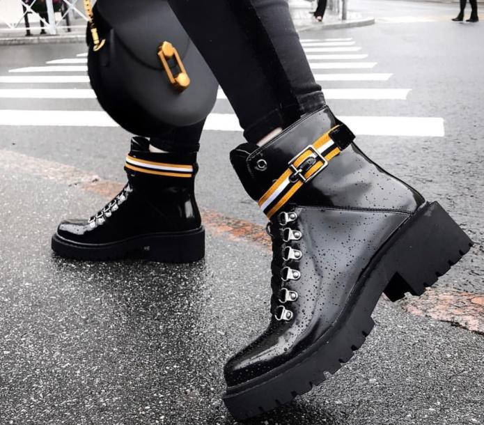 Модная женская обувь зима 2019