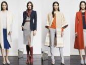 Английский стиль в одежде для женщин зимой