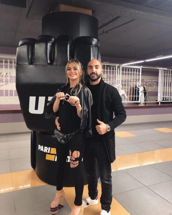 Поклонники считают, что Анна Хилькевич разводится с мужем