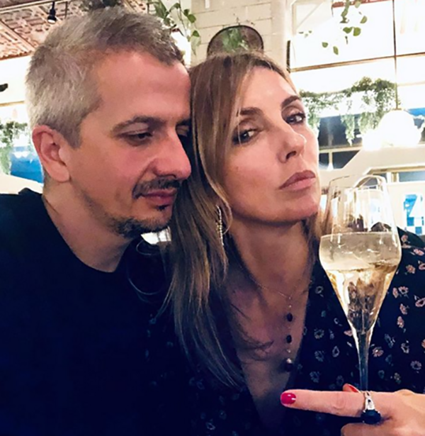 Константин Богомолов и Светлана Бондарчук