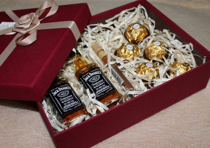 Вариант новогоднего подарка