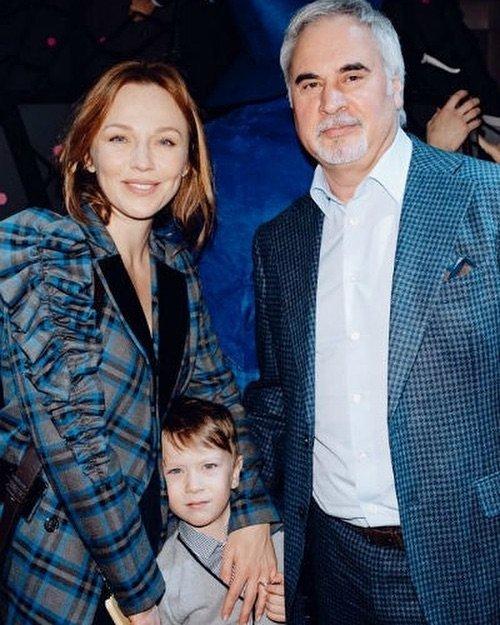 Альбина Джанабаева, Валерий Меладзе и Лука