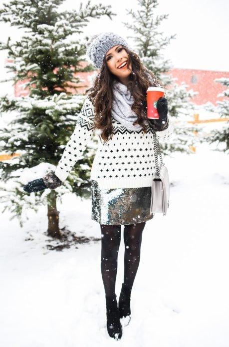 Скандинавский стиль в одежде