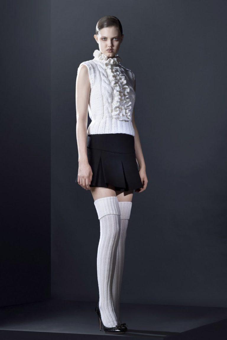 белые гетры с чем носить фото мечтавшая роли вагнеровской