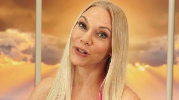 Кристина Энгельхардт рассказала о сексе с Вуди Алленом