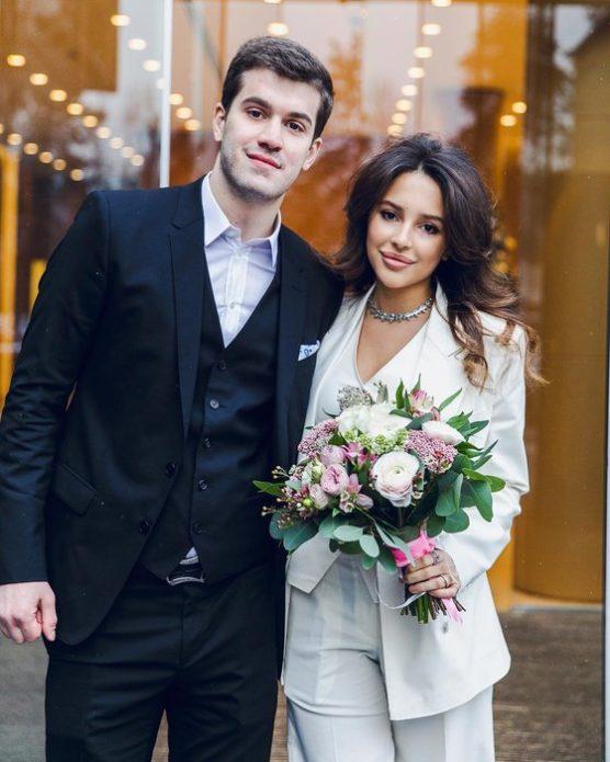 Ростислав Багиров и Диана Манасир
