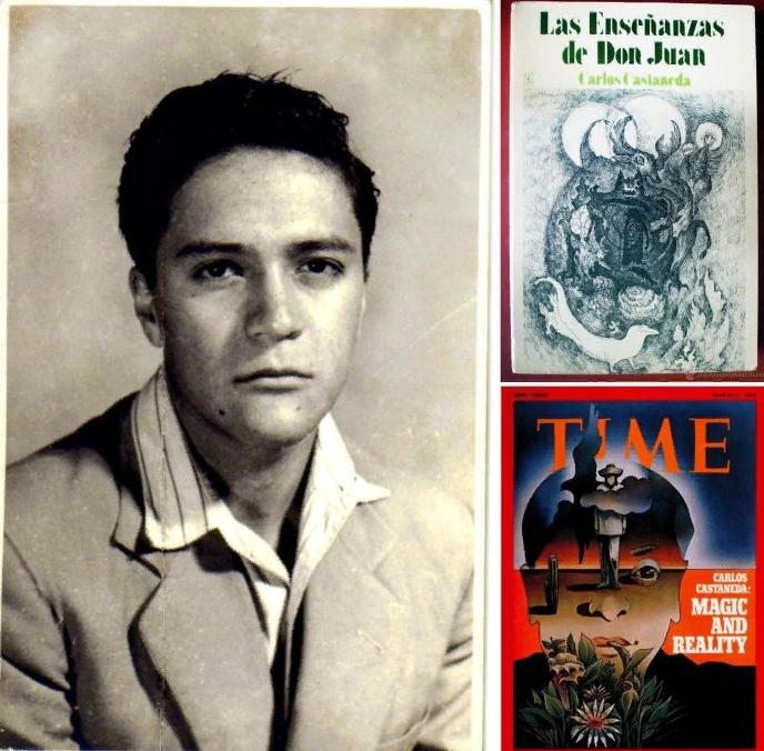 Карлос Кастанеда и первые издания его книг