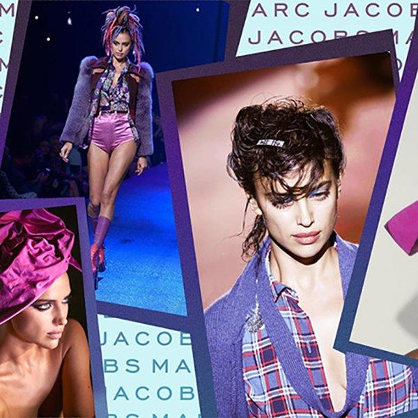 Ирина Шейк для Marc Jacobs