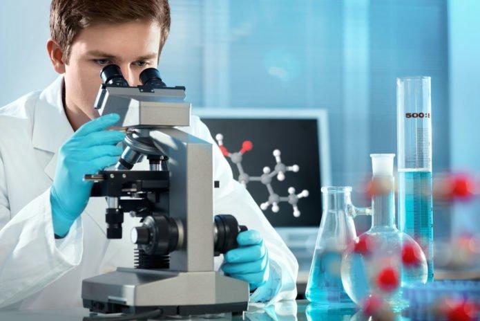 Лабораторное исследование крови