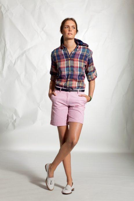 Apa yang harus dipakai dengan celana pendek