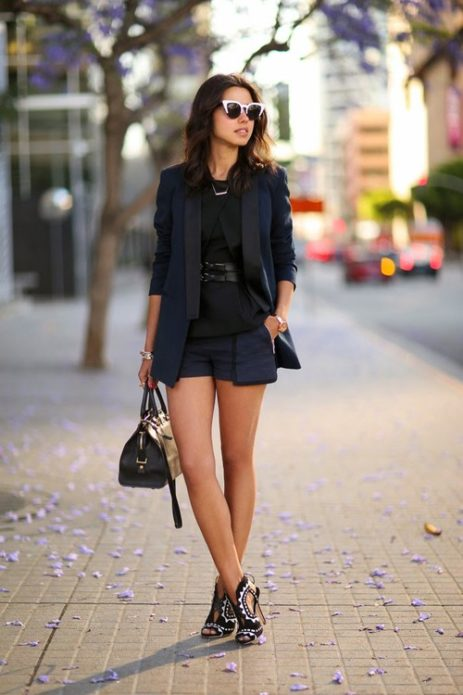 What to wear with shorts