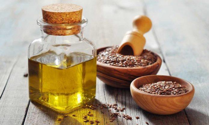 Льняное масло и сперма