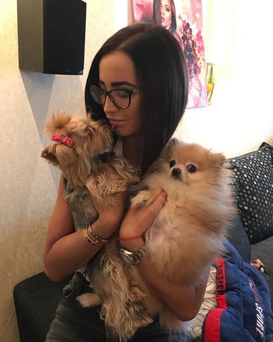 Ева, Челси и Ольга Бузова