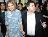 Виктория Галушко и Александр Цекало