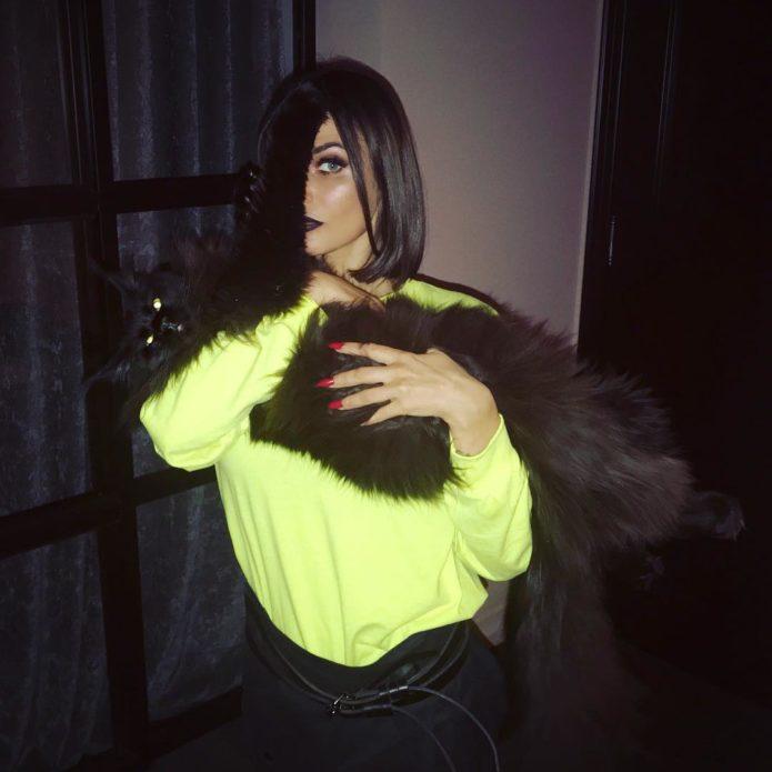 Котёнок-лошадь