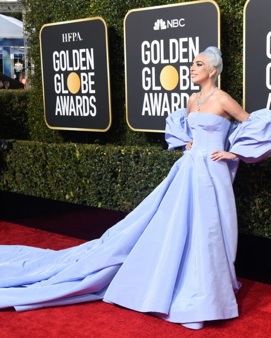 Леди Гага в Valentino Couture