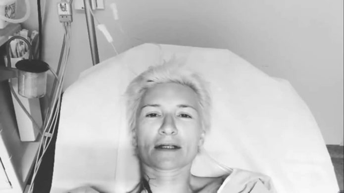 У Дианы Арбениной случился сердечный приступ