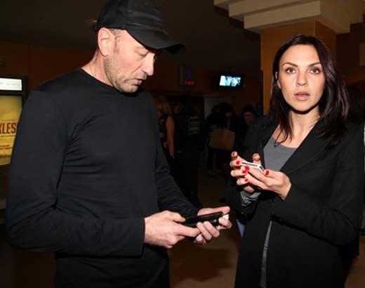 Максим Осадчий и Надя Ручка
