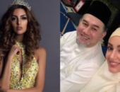 Король Малайзии и Оксана Воеводина находятся на гран развода