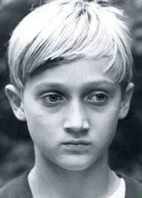 Гоша Куценко в детстве