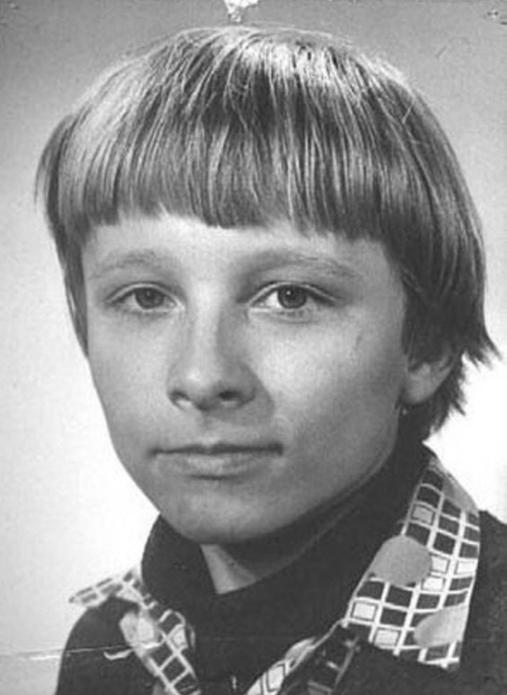 Иван Охлобыстин в детстве