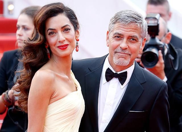 Семья Клуни