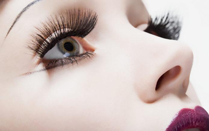 Эффект «кукольных» глаз
