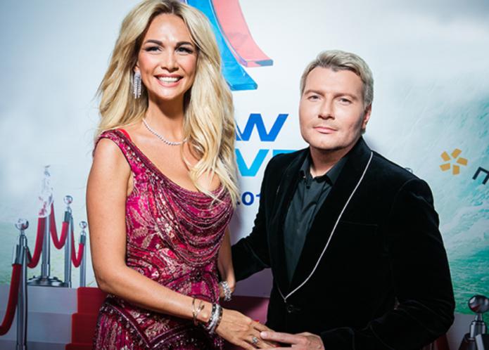 Виктория Лопырёва и Николай Басков