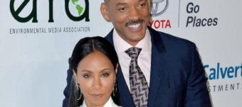 Уилл Смит с супругой