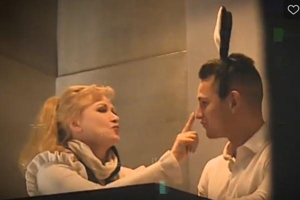 Светлана Разина встречается с молодым танцором?
