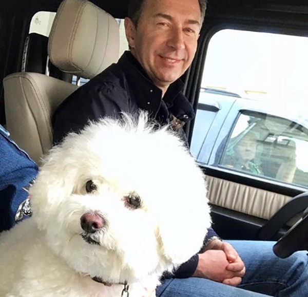 Собака Валерия Сюткина