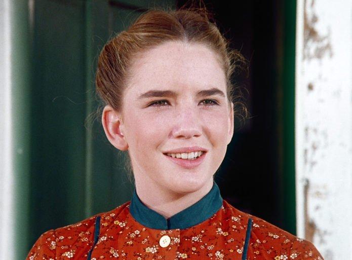 молодая мелисса гилберт
