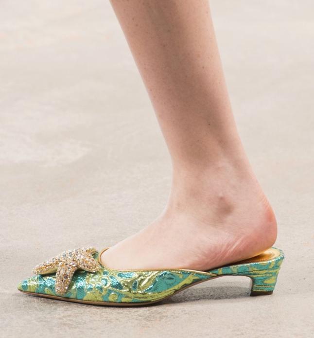 Модная обувь весны 2019 года