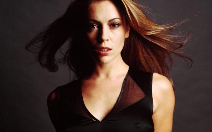 Актриса и певица Алисса Милано