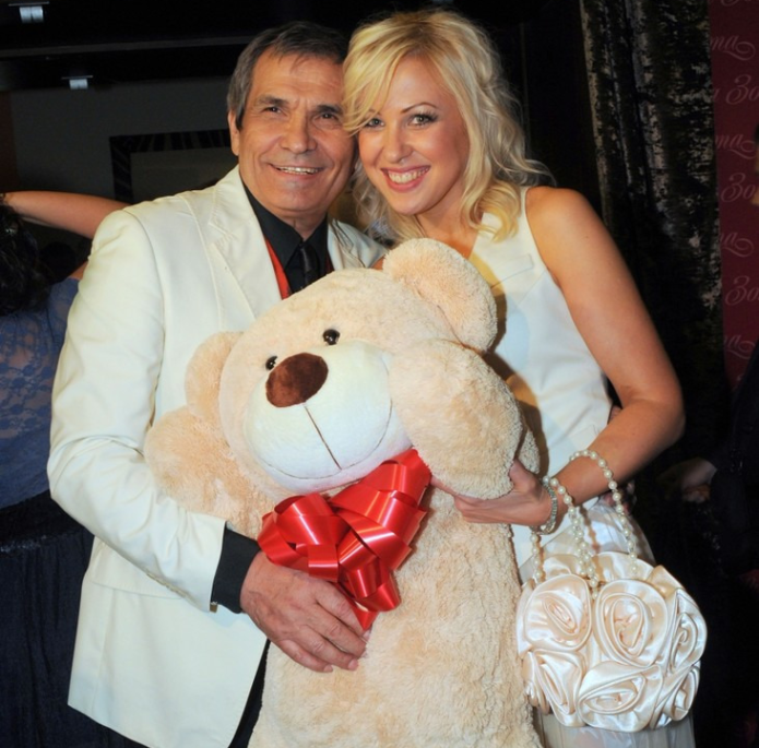 Виктория Максимова и Бари Алибасов