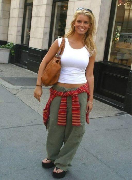 Джессика Симпсон 2002 год