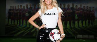 Лопырева назвала сына в честь футболиста