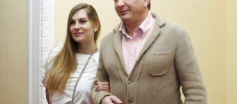 Жена Башарова подала на развод после побоев