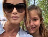Дочь Даны Борисовой ударила ее