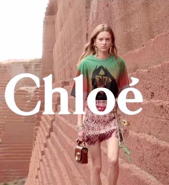 Модный дом Chloe