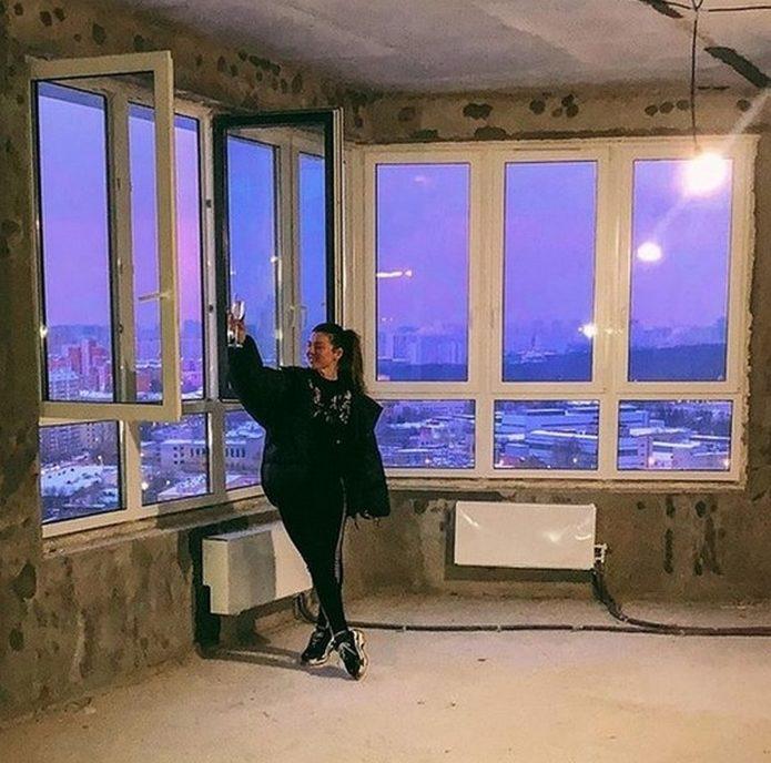 Седокова купила квартиру в ипотеку