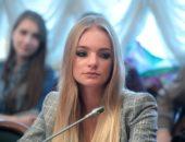 Лиза Пескова проходит стажировку в парламенте Франции