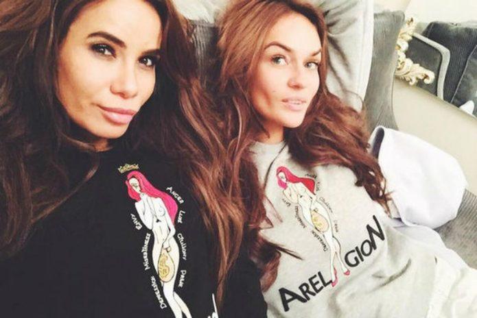 Анохина и Водонаева