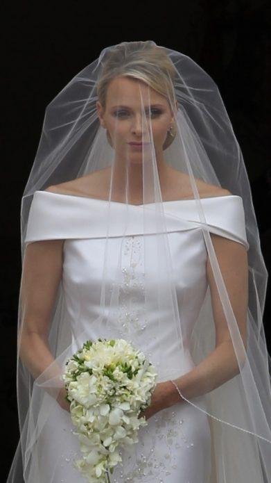 Княгиня Монако Шарлен